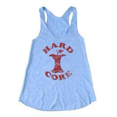 Hard Core Workout Tank
