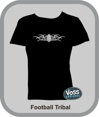 Football Tribal Tee