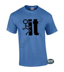 Stick Figure F it T-Shirt