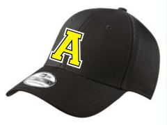 "Avon New Era Embroidered Raised Letter ""A"" Cap"