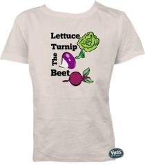 Avon OLC Lettuce Turnip the Beet Tee