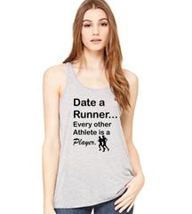 Date a Runner Tank