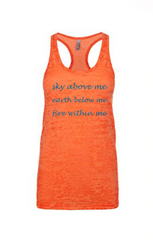 Fire Within Me Tank