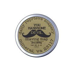"Shaving Soap ""DASHING"""