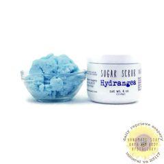 Hydrangea Sugar Scrub
