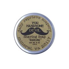 "Shaving Soap ""DARLING"""