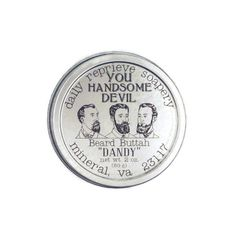 "Beard Balm ""DANDY"""