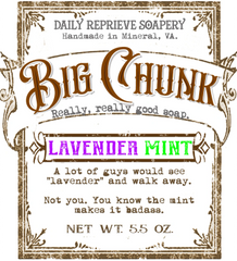 BIG CHUNK - Lavender Mint