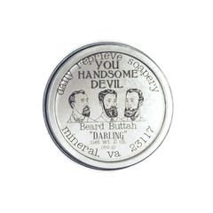 "Beard Balm ""DARLING"""