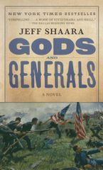 GODS AND GENERALS (MASS MARKET PAPERBACK)