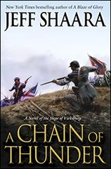 A CHAIN OF THUNDER (LARGE PRINT EDITION)