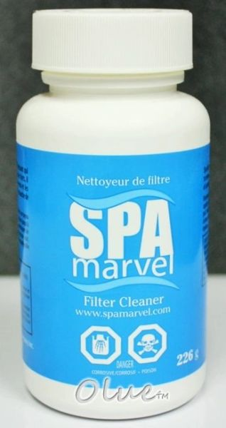 Spa Marvel Filter Cleaner For Hot Tub Amp Spas Olue Hot