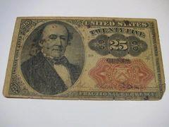 1874-5 25c Fr 1309 F15 details