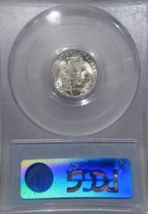 1938 Mercury 10c PCGS MS66