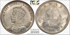 1935 Canada $ PCGS65