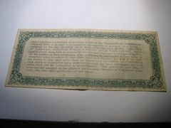 1933 $1 Clarinda ChofC F-VF