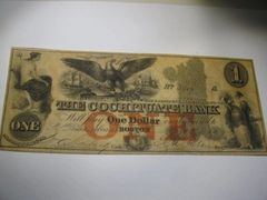 1853 $5 Cochituate Bank-Boston