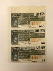 1929 United New Jersey Railroad and Canal Company $22.50 Payable in Gold