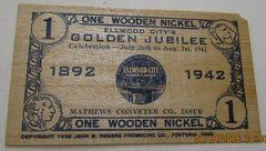 1942 Ellwood City, PA Golden Jubilee 1WN Black Mathews Conveyor