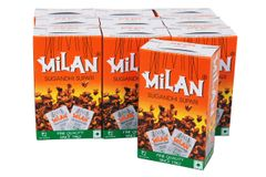 Milan Sugandhi Supari - 10 boxes of 50 sachets each