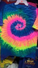 Adult Tie-Dye T Shirt