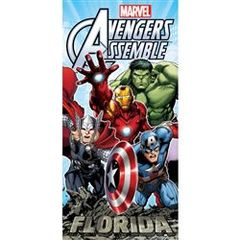 Beach Towel Avengers Rock (Florida Namedrop