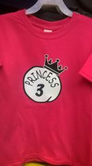 Kid's PRINCESS-3 T-Shirts