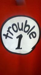 Kid's TROUBLE-1 T-Shirts