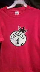 Kid's PRINCESS-1 T-Shirts
