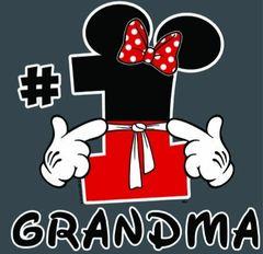 # 1 GRANDMA T Shirts