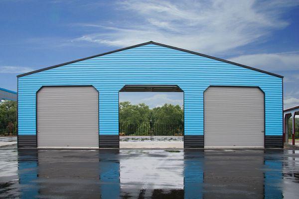 50x80x14 Garage $67,552.55 (Deposit $10,493.60)