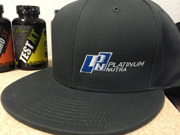 Platinum Nutra Straight-bill cap