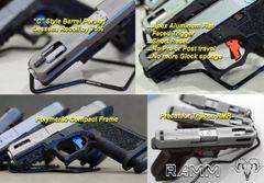 Ramm Tactical RT-19C Blue Trigger