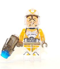 Star Wars - Clear - Utapau Clone Trooper