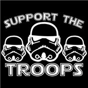 Support the Troops Tshirt