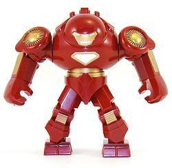 "Superhero 3.5"" - Hulkbuster"