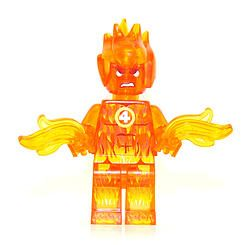 Superhero - Human Torch - Logo