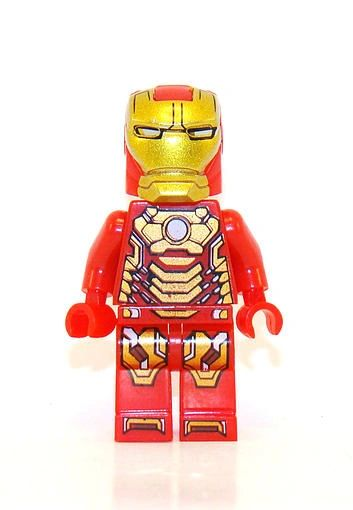 Superhero - Iron Man Mark 42