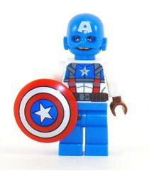Superhero - Captain America - First Avenger Suit
