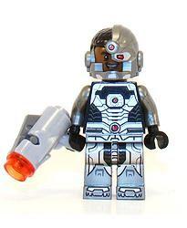Superhero - Cyborg