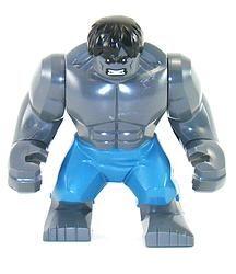 "Superhero 3.5"" - Hulk - Gray"