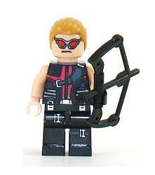 Superhero - Hawkeye