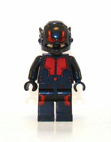 Superhero - Ant-Man - Hank Pym Suit