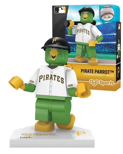 Pittsburgh Pirates - Pirate Parrot - Mascot