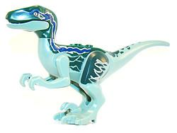 Jurassic World - Raptor - Blue