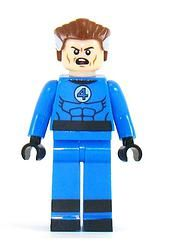 Superhero - Mr. Fantastic