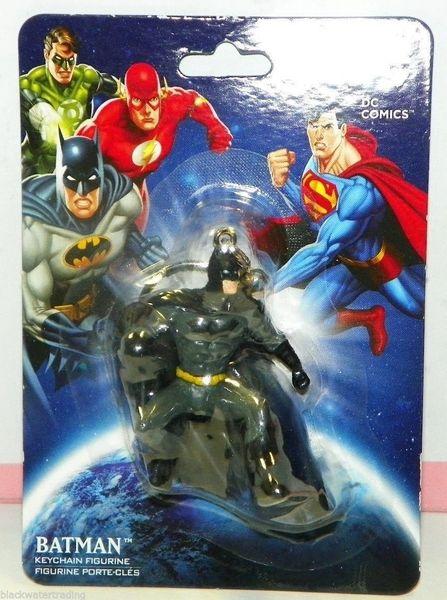 Batman PVC Figural Keychain