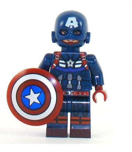 Superhero - Captain America - 2014 Movie