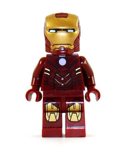 Superhero - Iron Man Mark 3