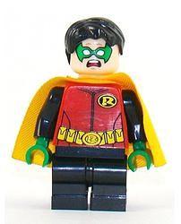 Superhero - Robin - Damian Wayne
